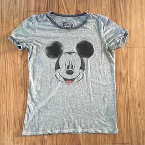 Disney Women's Medium Mickey Mouse T-shirt